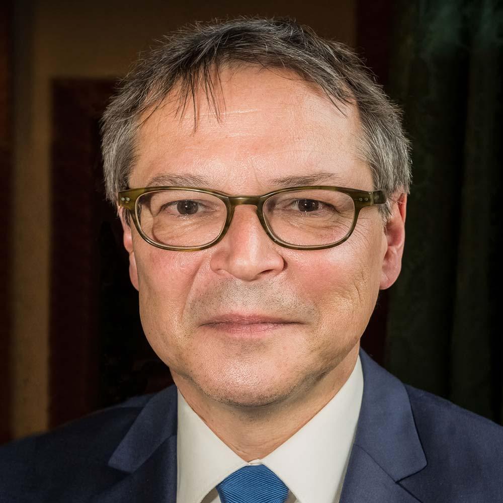 Portrait von Holger Reinhardt