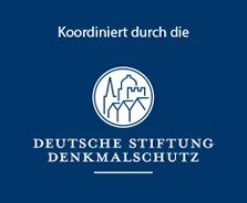 Logo Deutsche Stiftung Denkmalschutz